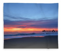 January 8, 2018 Fleece Blanket