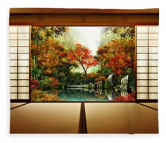 Japanese Fleece Blanket