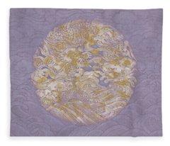 Japanese Modern Interior Art #167 Fleece Blanket