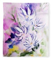 Jasmines Fleece Blanket