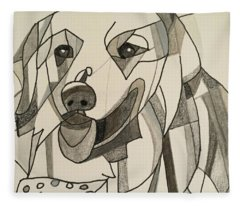 Jax Fleece Blanket