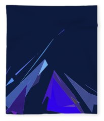 Jazz Campfire Fleece Blanket