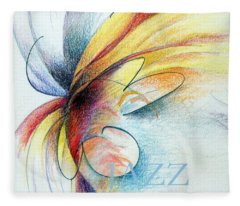 Jazz Fleece Blanket