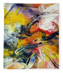 Jazz Fleece Blanket