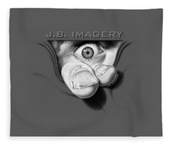 J.b. Imagery Fleece Blanket