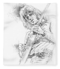 Jeff Beck - Truth Fleece Blanket