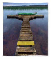 Jetty Fleece Blanket