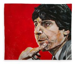 Jimmy V Fleece Blanket