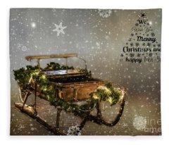Jingle Bells,jingle Bells Fleece Blanket