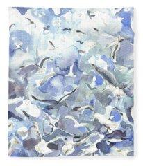 Jodrey Pier Fleece Blanket