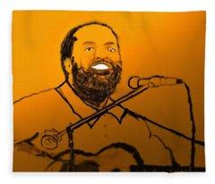 John Bassette Fleece Blanket