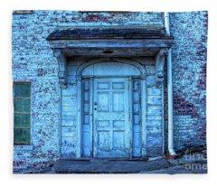 John Turl - Doorway To  Fleece Blanket