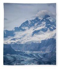 Johns Hopkins Inlet Fleece Blanket