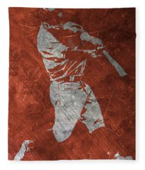 Jose Altuve Houston Astros Art Fleece Blanket