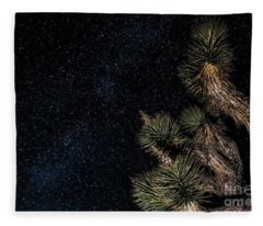 Joshua's Stars Fleece Blanket