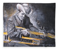 Jr. Brown Fleece Blanket