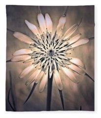 Wild Flowers Fleece Blankets