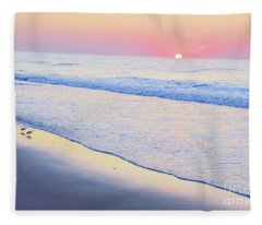 Just The Two Of Us - Jersey Shore Series Fleece Blanket