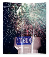 Kaboom Town 72316 Fleece Blanket