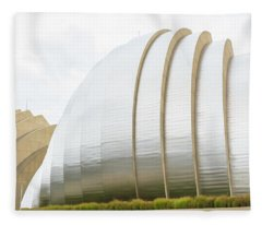Kauffman Center Performing Arts Fleece Blanket