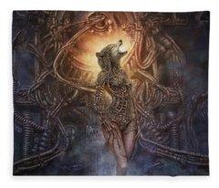 Kebechets Rebirth Fleece Blanket