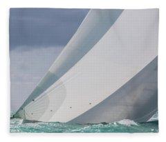 Key West Splendour Fleece Blanket