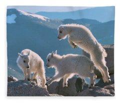 Kids  Fleece Blanket