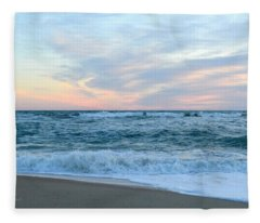 Kill Devil Hills 11/24 Fleece Blanket