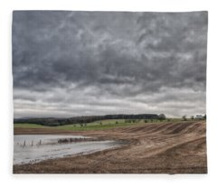 Kingdom Of Fife Fleece Blanket