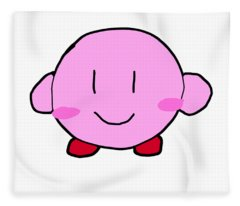 Kirby Fleece Blanket