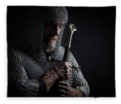 Knight Fleece Blanket