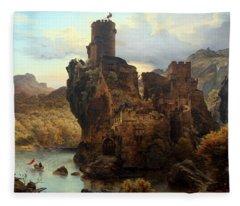 Knights Castle Fleece Blanket