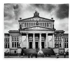 Konzerthaus Berlin Fleece Blanket