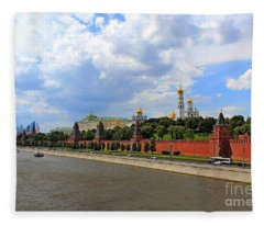 Kremlin Fleece Blanket