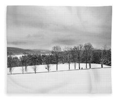 Kripalu Fleece Blanket