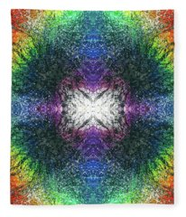 Kundalini Awakening #1551 Fleece Blanket
