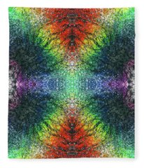 Kundalini Awakening #1553 Fleece Blanket