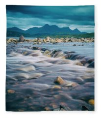 Kyle Of Tongue II Fleece Blanket