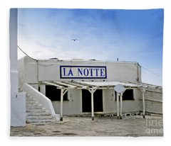 La Notte  Fleece Blanket