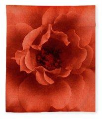 La Primavera Fleece Blanket