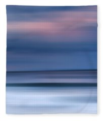 Laguna Hues - 3 Of 3 Fleece Blanket