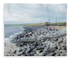 Lahinch Fleece Blanket