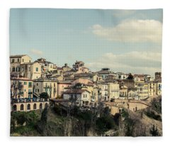 Lanciano - Abruzzo - Italy  Fleece Blanket