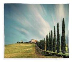 Land Of Dreams Fleece Blanket