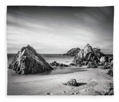 Land Of Tides Fleece Blanket