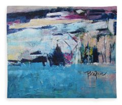 Landscape 2018 Fleece Blanket