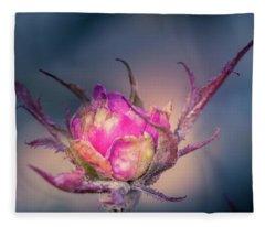 Last Color Of Summer Fleece Blanket