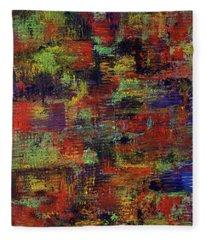 Layers Of Life Fleece Blanket