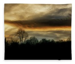 Lazy Lenticular Fleece Blanket