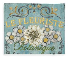 France Fleece Blankets